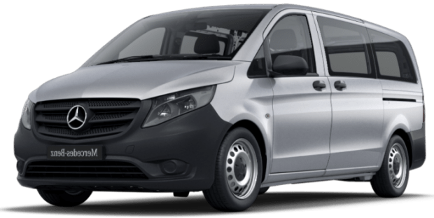 Mercedes Vito 9 seater